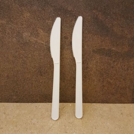 Compostable PLA Salad Knife  x 50